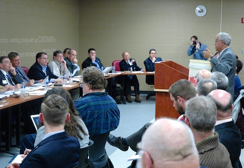Statehouse committee talks water, ag issues at Cooper Farms