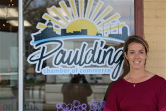 Noggle hired as the new Paulding Chamber of Commerce Director
